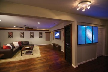 Southwest Audio Visual showroom