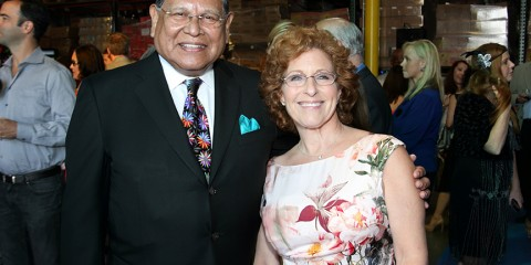 Honoary Co chair Viejas Chairman Anthony Pico and Gala Chair Lisa Busalacchi_header