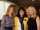 Laura Dern, Heather Finlay, and Kimberly Hunt