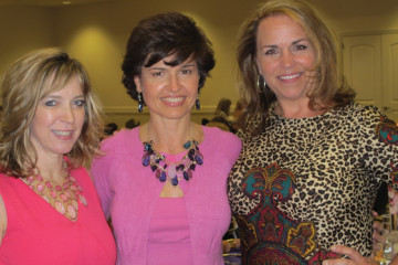 Jolynn Shapiro, Sabrina Cadini, and Rhonda Tryon