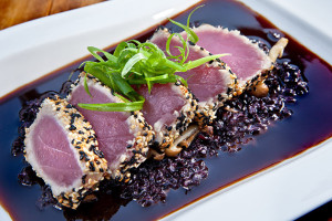 Pacific Coast Grill's Ahi